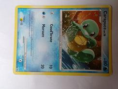 Carte Pokemon 2009 Carapuce PV60 96/127 - Pokemon