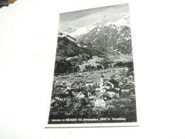 Schruns Im Montafon Mit Zimbaspitze, Austria - Schruns