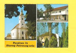 Postcard - Croatia, Staro Petrovo Selo      (V 28440) - Kroatien