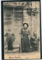 ESPAGNE - RONCEVAUX - Pèlerins Espagnols Et Allemand Devant La Chapelle - Navarra (Pamplona)