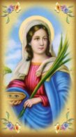 Santino SANTA LUCIA - PERFETTO M56 - Religion & Esotérisme