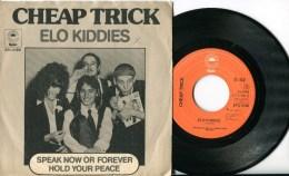 "Cheap Trick""45t Vinyle""Elo Kiddies"" - Hard Rock & Metal"