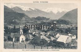 SAINT SIGISMOND - N° 1843 - ALBERTVILLE ET CONFLANS - France