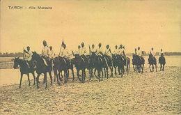 Ao32 - Cartolina Militare- Tarc Alle Manovre - Reggimenti