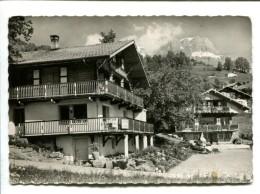CP -  CORDON (74) HOTEL DES ROCHES FLEURIES - Francia