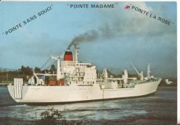 Bateau Pointe Sans Souci - Ships