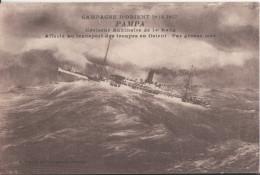 Croiseur Pampa - Barche