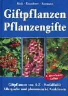 Giftpflanzen - Pflanzengifte - Libri, Riviste, Fumetti