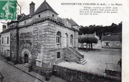 78 Rochefort En Yvelines La Mairie - France
