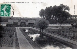 78 Rochefort En Yvelines Potager Du Chateau 1912 - France