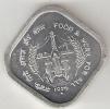 *india 5 Paisa 1976 B  Km 19    FAO  UNC Catalog Val 5,0$ - Inde