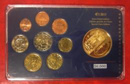 Kursmünzensatz Euro Münzen Griechenland Mit Sondermünze - Grèce