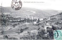 MASSIAC - Canton De Saint-Flous - Vue D'Ensemble De La Route De Bussac - Très Beau Plan - Saint Flour