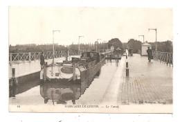 Saincaize-Le-Guétin- Le Canal-Péniche-(B.1844) - Houseboats