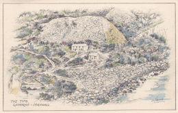 LAMORNA - THE TIPS . D.L. STEVENS - Unclassified