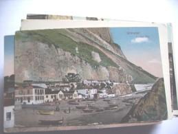 Gibraltar Catalan Bay Old And Nice - Gibraltar