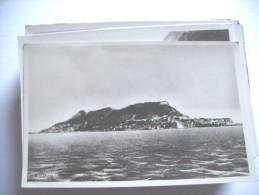 Gibraltar From A Distance Mountain Rock - Gibraltar