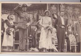MONS VISITE DES DUC ET DE LA DUCHESSE DE BRABANT 1928 - Inaugurations