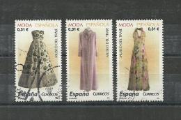 ESPAÑA 2008 - Moda Española ED SH4441B/C/D - 2001-10 Used