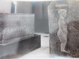 CPSM  CAIRO LE CAIRE MUSEUM SARCOPHAGE   -EGYPTE EGYPT POST CARD - Le Caire