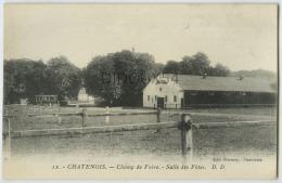 Chatenois - Champ De Foire, Salle Des Fêtes - Chatenois