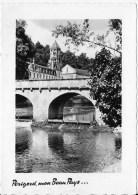 Format CPSM 24 Brantome ,l'abbaye - Autres
