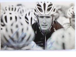 Cyclisme - Andy SCHLECK - Signé De - Dédicace - Hand Signed - Autographe Authentique  - - Wielrennen
