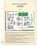 SPANJE - Michel - 1982 - BL 25 (Privé Uitgifte/Groen) - MNH** - Blocks & Kleinbögen