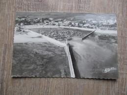 CPA PHOTO 17 ILE D'OLERON  LE PORT DE LA COTINIERE VUE AERIENNE - Ile D'Oléron