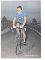 Cyclisme - Roberto POGGIALI - Signé De - Dédicace - Hand Signed - Autographe Authentique  - - Cyclisme