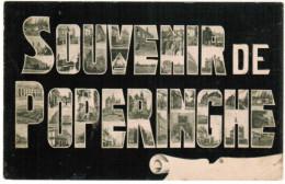 Poperinge, Poperinghe, Souvenir De Poperinghe (pk27868) - Poperinge