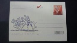 Entier Postale: Les Tuniques Bleues (2011) - Entiers Postaux