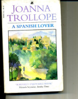 JOHANNA TROLLOPE A SPANICH LOVER 377 PAGES BLACK SWAN - Novels