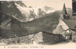 17739. Postal  LE DAUPHINE (Hautes Alpes) La Grave. Le Presbitère - Otros Municipios