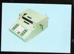 Cpsm Gf -     MECAPHIL 90 Paris 24/25 Novembre 1990 - Machine à Afranchir - Type Satas SEG - Hay123 - Poste & Facteurs