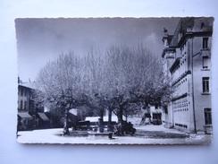JUJURIEUX   :     PLACE DE L HOTEL DE VILLE ……….asta 5-149 FB - Other Municipalities