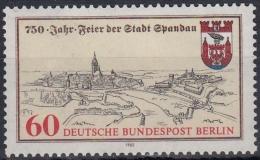 Alemania Berlin 1982 Nº 620 Nuevo - [5] Berlín