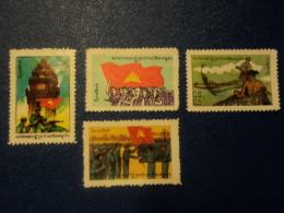 CAMBODGE CAMBODIA/ - The Victoire Nationale 10/4/1980. - Kambodscha