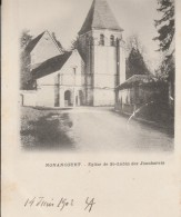Lot De 5 Cartes De Nonancourt(27) Toutes Précurseurs Famille Graslin TBE - Cartoline