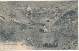 MONTCEAU LES MINES -  Carrière St François, N°2 - Montceau Les Mines
