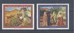 Año 1969 Yvert Nº 503/4 - Argelia (1962-...)