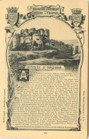 DEP 76 ARQUES LA BATAILLE LE CHATEAU COLLECTION HISTORIQUE - Arques-la-Bataille