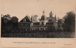 Chevigny En Valière (Vallière) : Château Des Tourelles (Editeur Prost, Pierre De Bresse) - Autres Communes