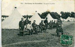 Le Camp De Cercottes - La Garde De Police - Casernes