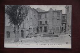 SISTERON - Place De La Mairie - Sisteron