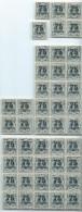 Allemagne/Timbres D'époque  Non Utilisés/45 Timbres / Hyperinflation/1920 - 1923          TIMB83