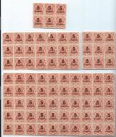 Allemagne/Timbres D´époque  Non Utilisés/86  Timbres / Hyperinflation/1920 - 1923          TIMB84