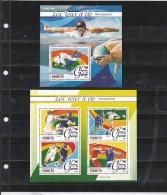 Guinee Rep. 2016 - Olympic Summer Games Rio De Janeiro 2016 Official Souvenir Sheet Mnh - Verano 2016: Rio De Janeiro