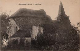 Combertault : L'église (Editeur Ferrant, N°3 - Louys Et Bauer, Dijon) - Other Municipalities