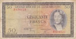 Grand Duché De  LUXEMBOURG. 1961 - Luxembourg